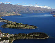 Queenstown, New Zealand, from Bob's Peak