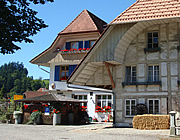traditional Emmental farmhouse