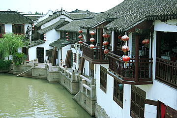 Zhujiajiao water village