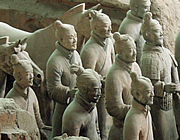 China: the Terracotta Warriors