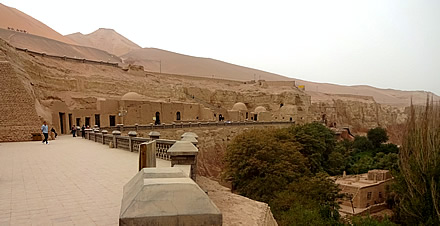 Bezeklik Thousand Buddha Caves, Turpan