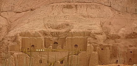 Flaming Mountains, Turpan