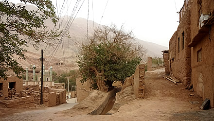 Tuyugou Village