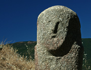 menhir at Filitosa