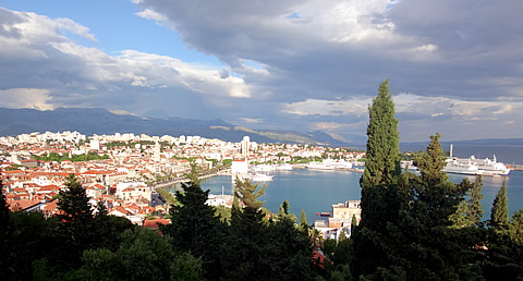 Split Marjan Peninsula