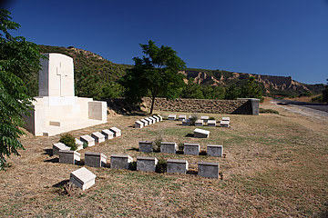 New Zealand No. 2 Outpost Cemetery