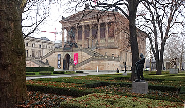 alte nationalgallerie Berlin