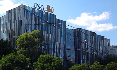 Budapest ing building
