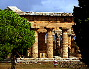 Temple of Neptune, Paestum