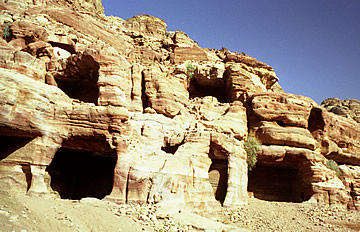 cave tombs