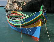 Fishing boat, Xlendi