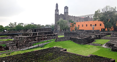 Mexico City Tlatelolco