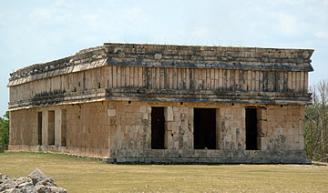 Uxmal House of the Turtles