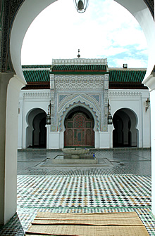 The Kairaouine Mosque
