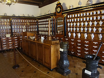 Krakow Museum of Pharmacy