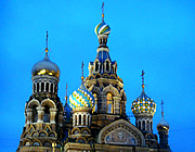 St Petersburg: Church of our Saviour on the Spilled Blood