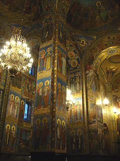 Church of our Saviour on the Spilled Blood