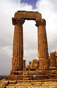 Temple of Juno, Agrigento