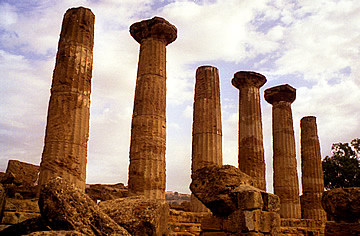 Temple of Herakles, Agrigento
