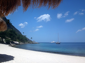 Sugar Beach, St Lucia