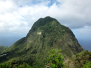 Tet Paul Nature Trail, St Lucia