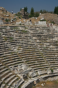 Aphrodisias: the Great  Theatre