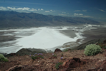 Death Valley from Dante's View