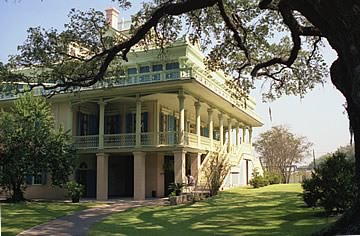 San Francisco Plantation House