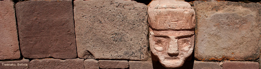 The Silk Route - World Travel: Tiwanaku, Bolivia