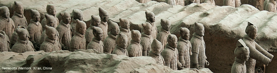 China: Xi'an and the Terracotta Warriors