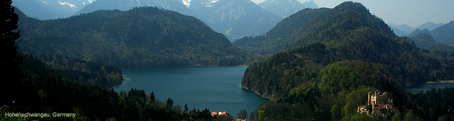 The Silk Route - World Travel: Hohenschwangau, Germany