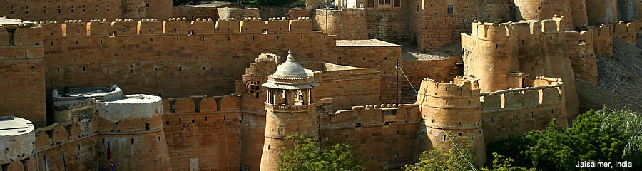 The Silk Route - World Travel: Jaisalmer, Jodhpur, India