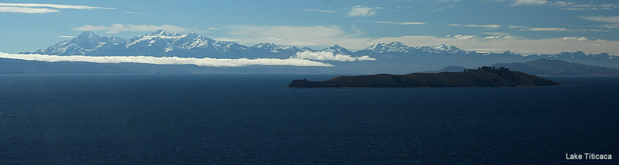 The Silk Route - World Travel: Lake Titicaca, Bolivia/Peru