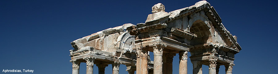 The Silk Route - World Travel: Aphrodisias, Turkey